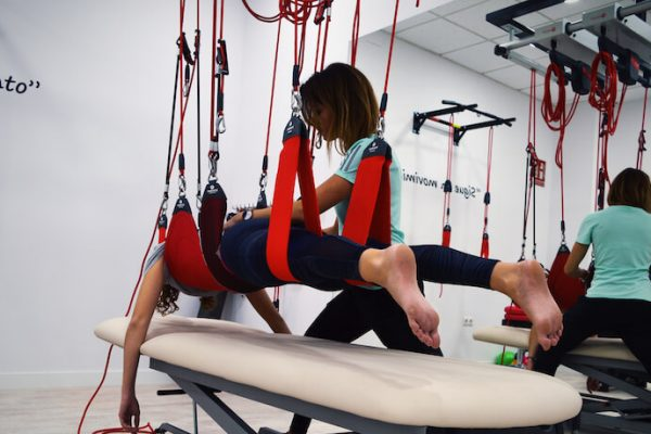 Redcord jaen fisioterapia