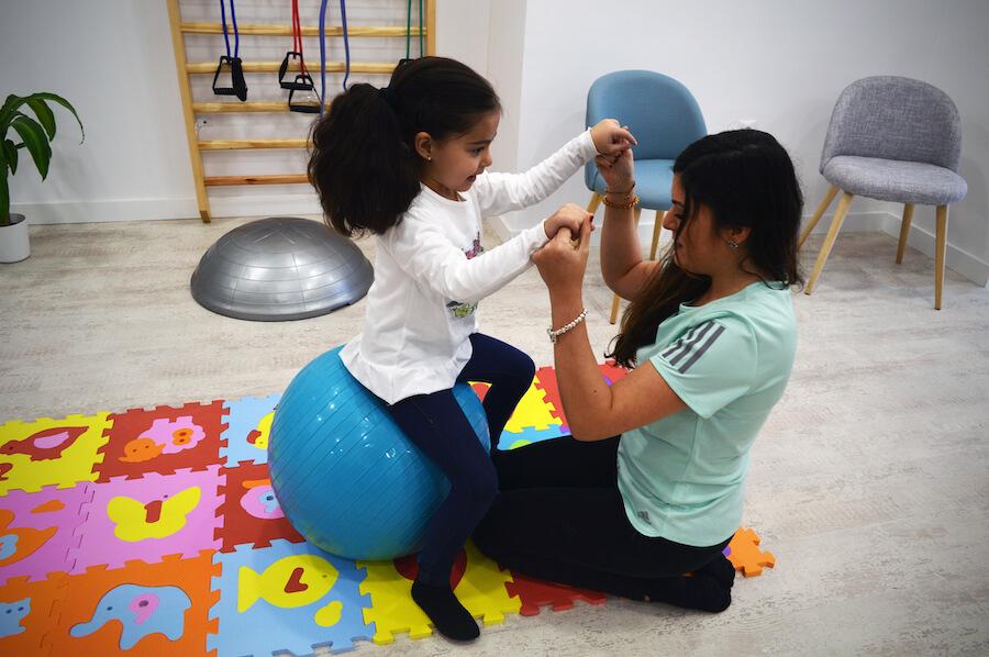 fisio pediatrica jaen