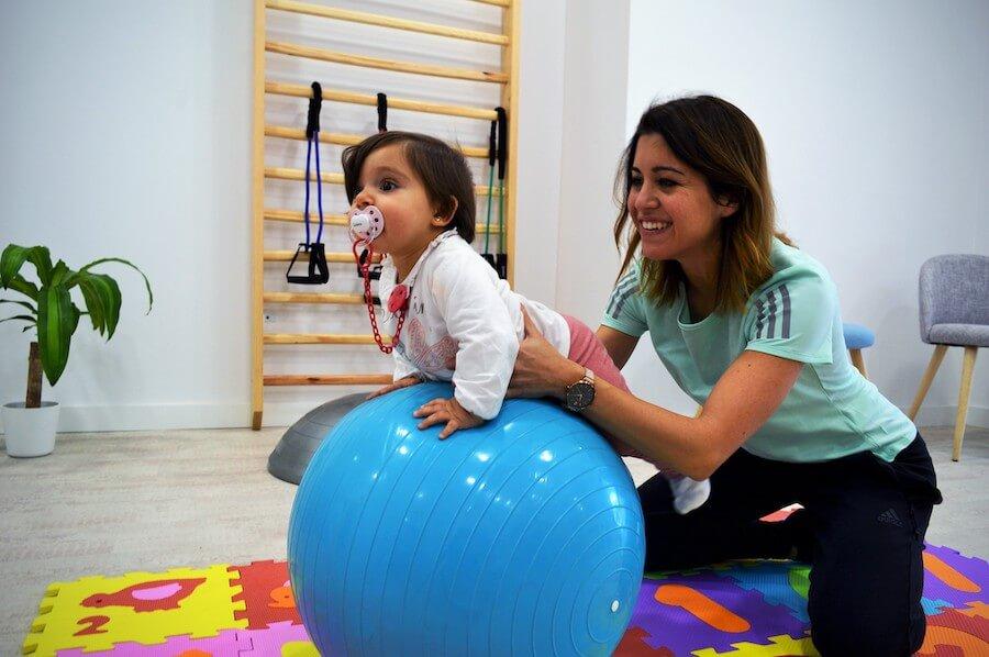 fisioterapia niños jaen