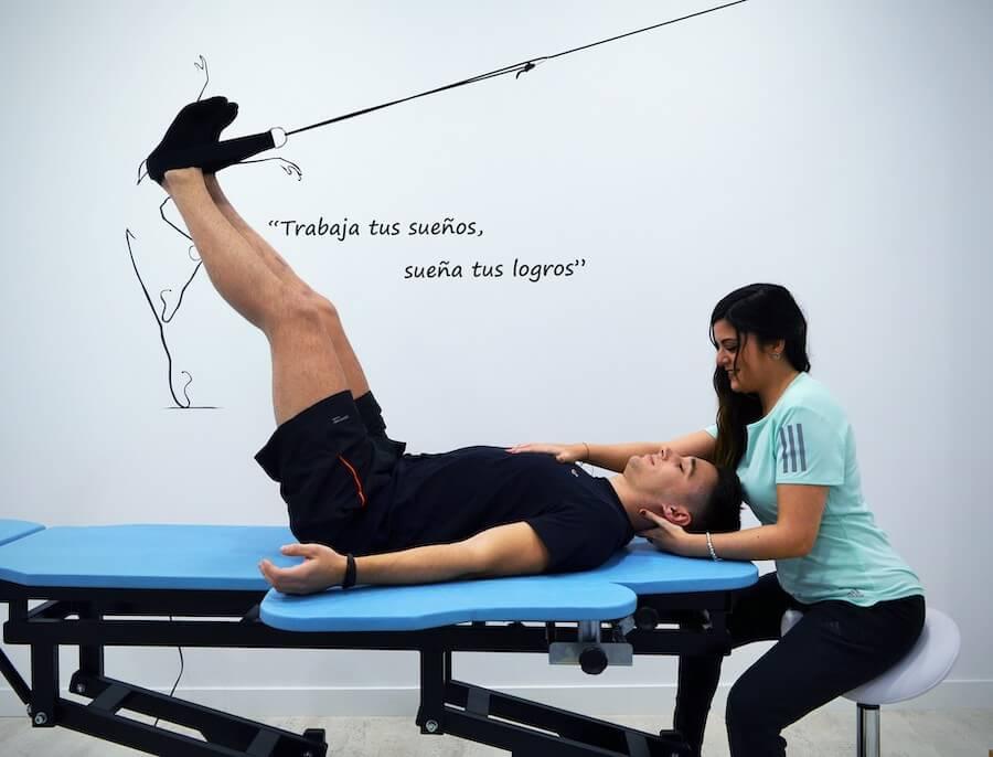 Reeducación postural Jaen fisio